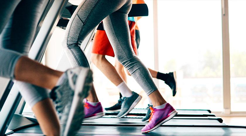 ejercicio indoor