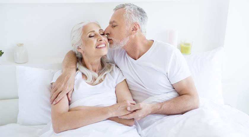 postura sexual según la edad mayores