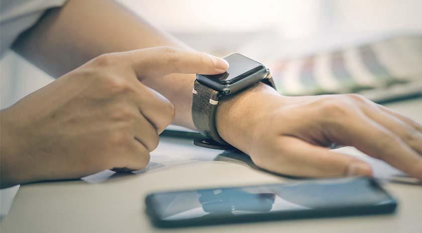 smartwatch nueva tecnologi