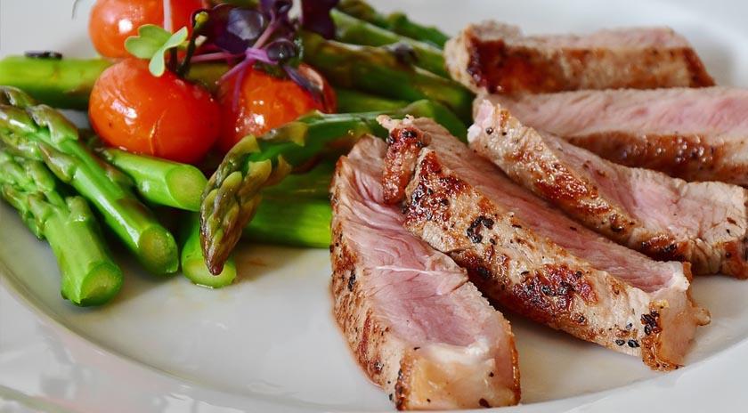 dieta variada carne