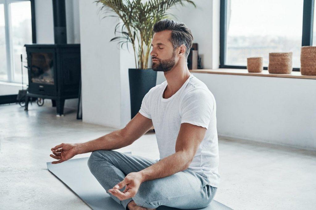 yoga para hombres